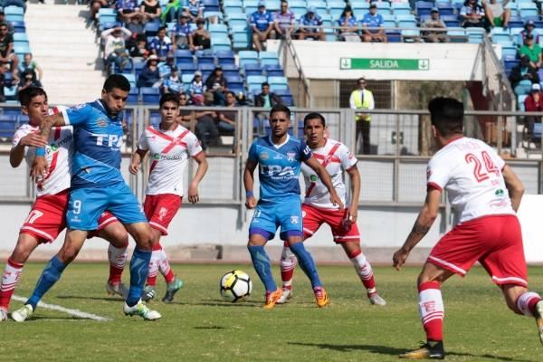 San Marcos de Arica vs Valdivia
