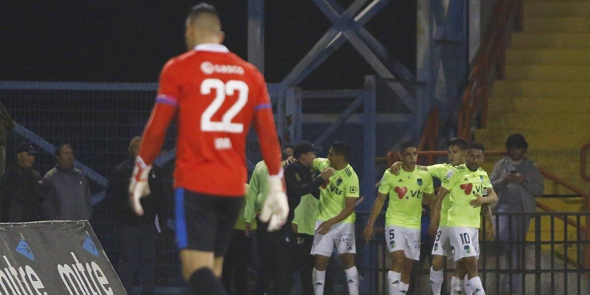 O'Higgins venció a Huachipato para alargar el invicto del Fantasma Figueroa y se ilusiona con la Sudamericana