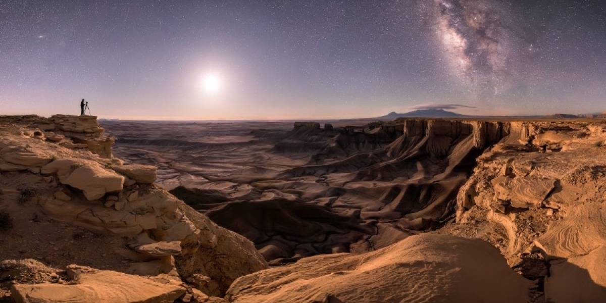 MIRA las espectaculares imágenes que ganaron el concurso a las mejores fotos astronómicas del 2018