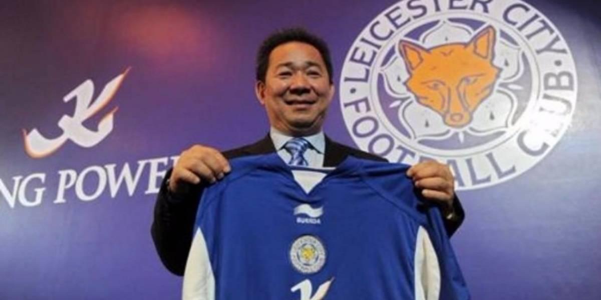 ¿Quién es Vichai Srivaddhanaprabha, dueño el Leicester City?