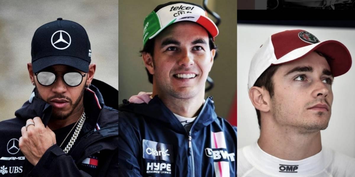 FOTOS: Conoce a los pilotos más guapos de la Fórmula 1