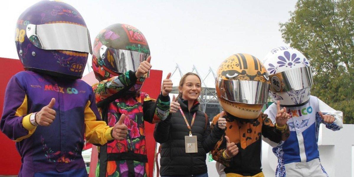 Los mejores momentos del segundo día de pruebas en el GP de México