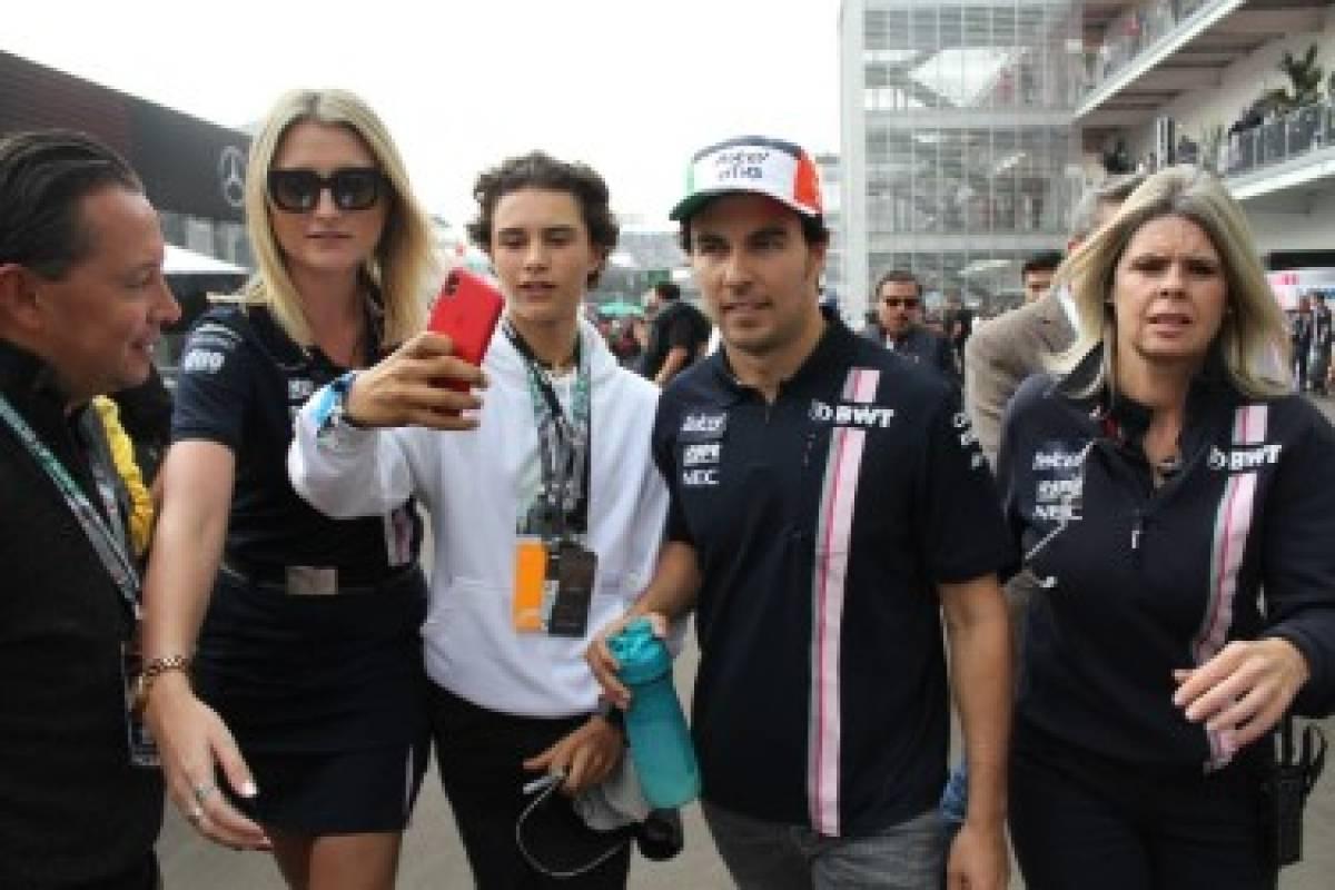 Tercera prueba del GP México Nicolás Cortes