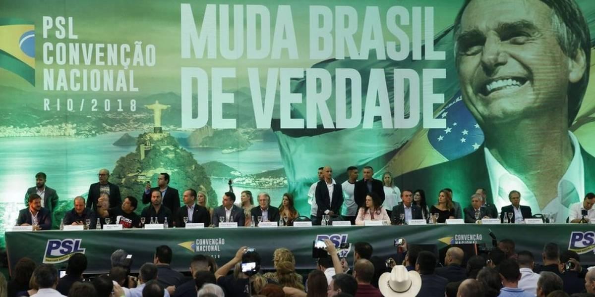Como o PSL de Bolsonaro deixou de ser nanico e já almeja virar maior bancada da Câmara