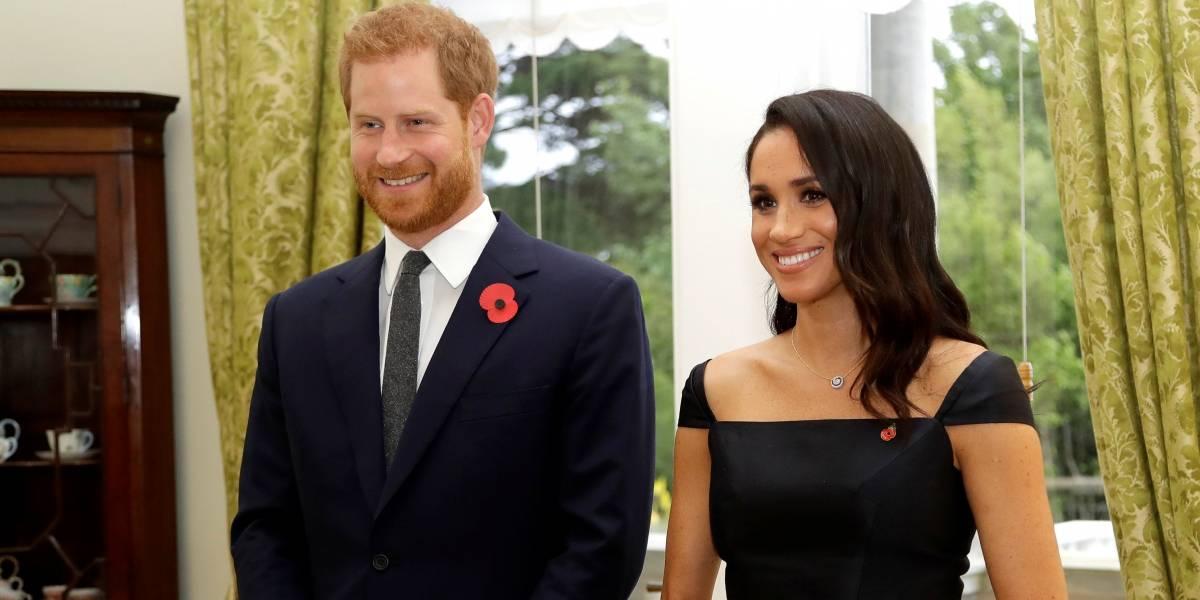 Harry abandonará tradição de Natal da família em respeito a Meghan Markle