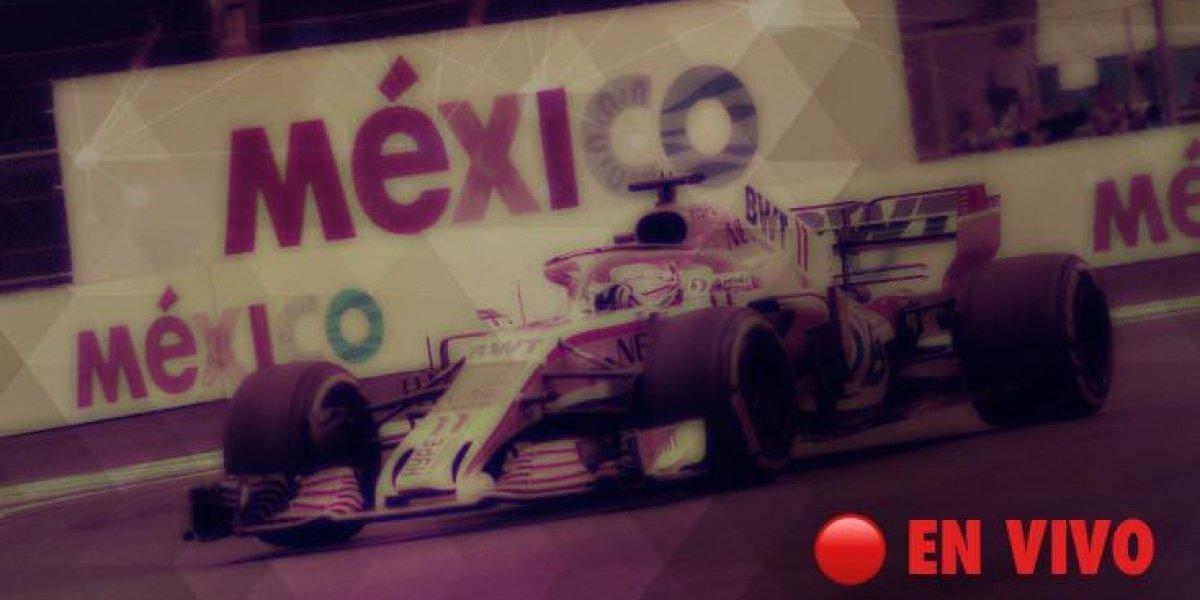 Max Verstappen se lleva el GP de México; Hamilton se proclama campeón del Mundo