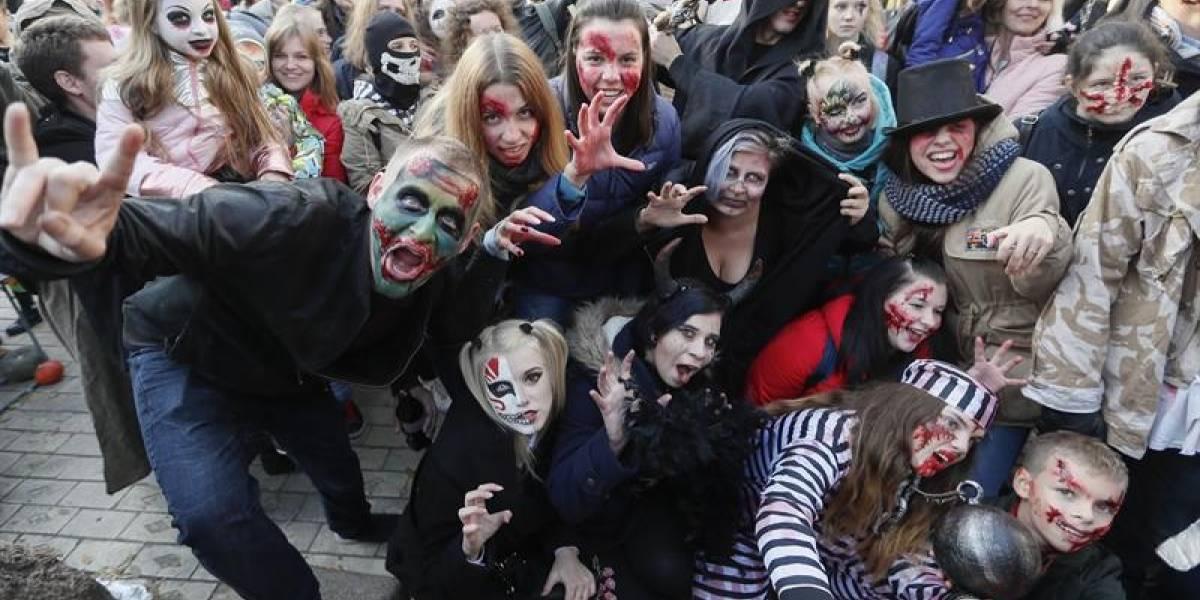 Confirman toque de queda en Bogotá para menores en Halloween
