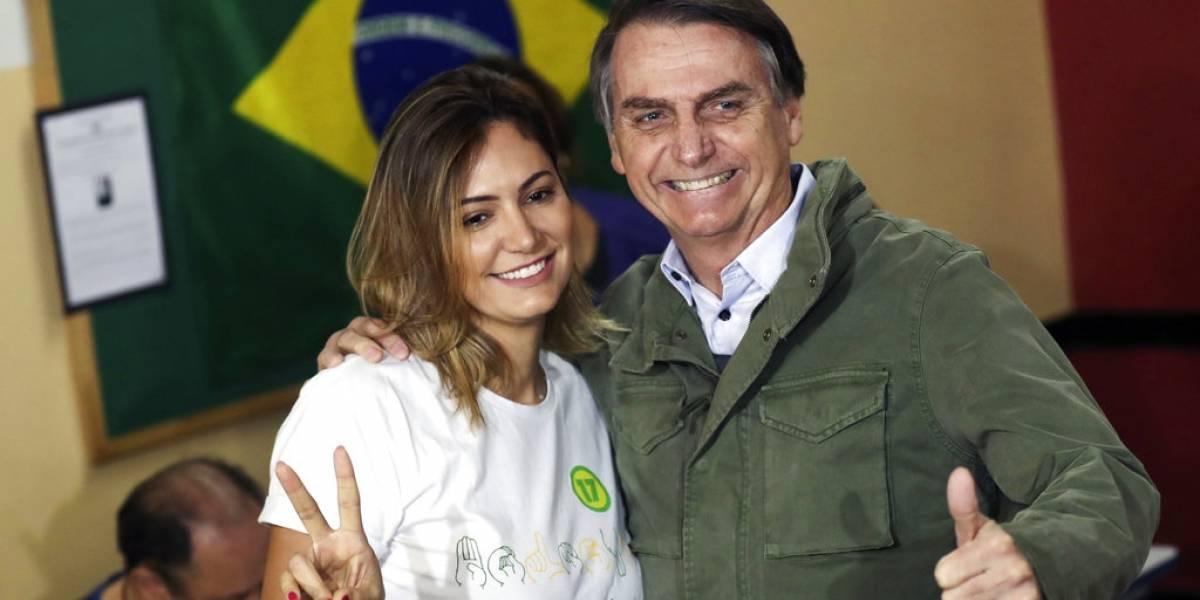 Él es Jair Bolsonaro, el nuevo presidente ultraderechista de Brasil