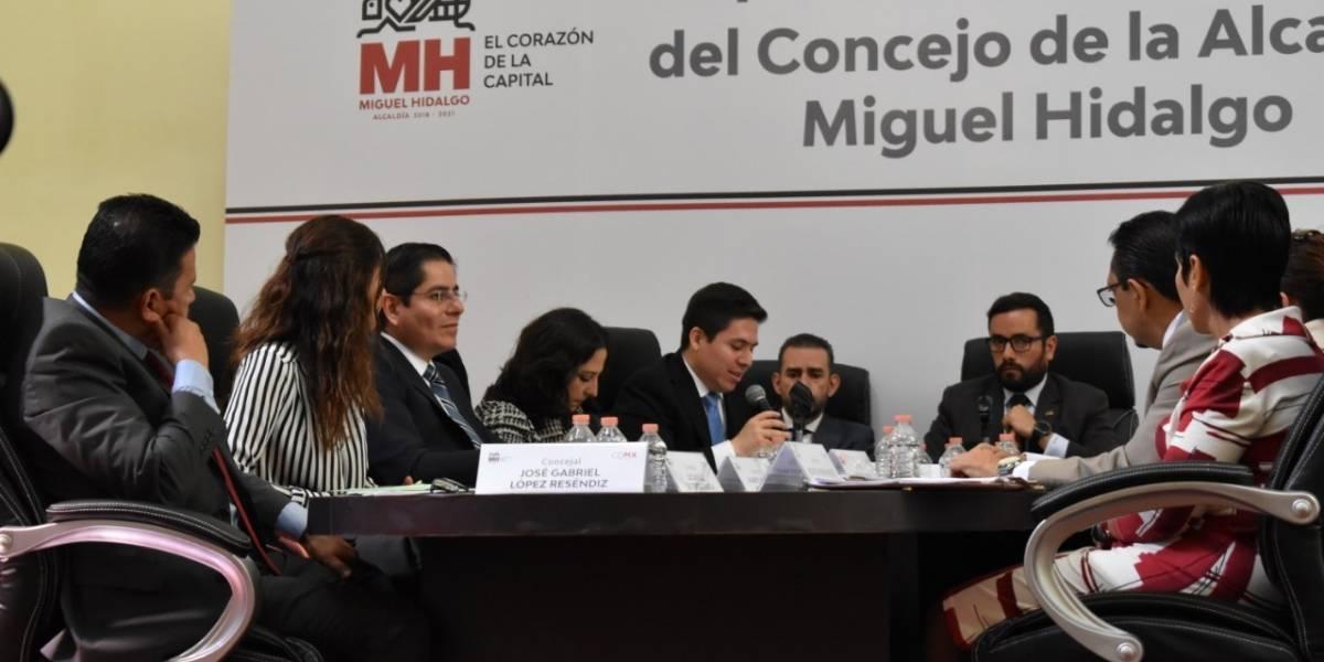 Blindan gobierno de Miguel Hidalgo; dan luz verde a reglamento interno