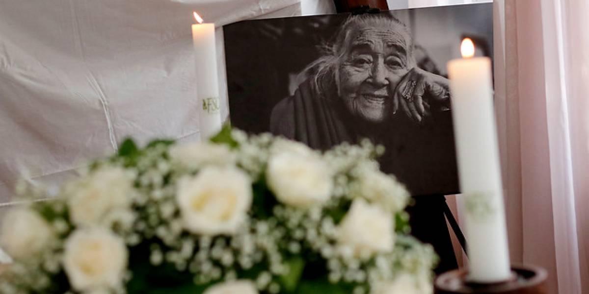 Funeral de Ana González de Recabarren se realizará este domingo en el Cementerio Católico de Recoleta