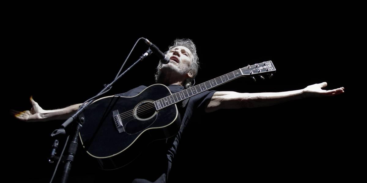 Roger Waters estuvo a treinta segundos de prisión