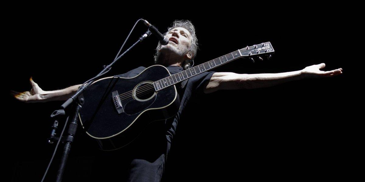"""Roger Waters dispara nuevamente contra Trump y Bolsonaro y afirma que Israel """"no es una democracia"""""""