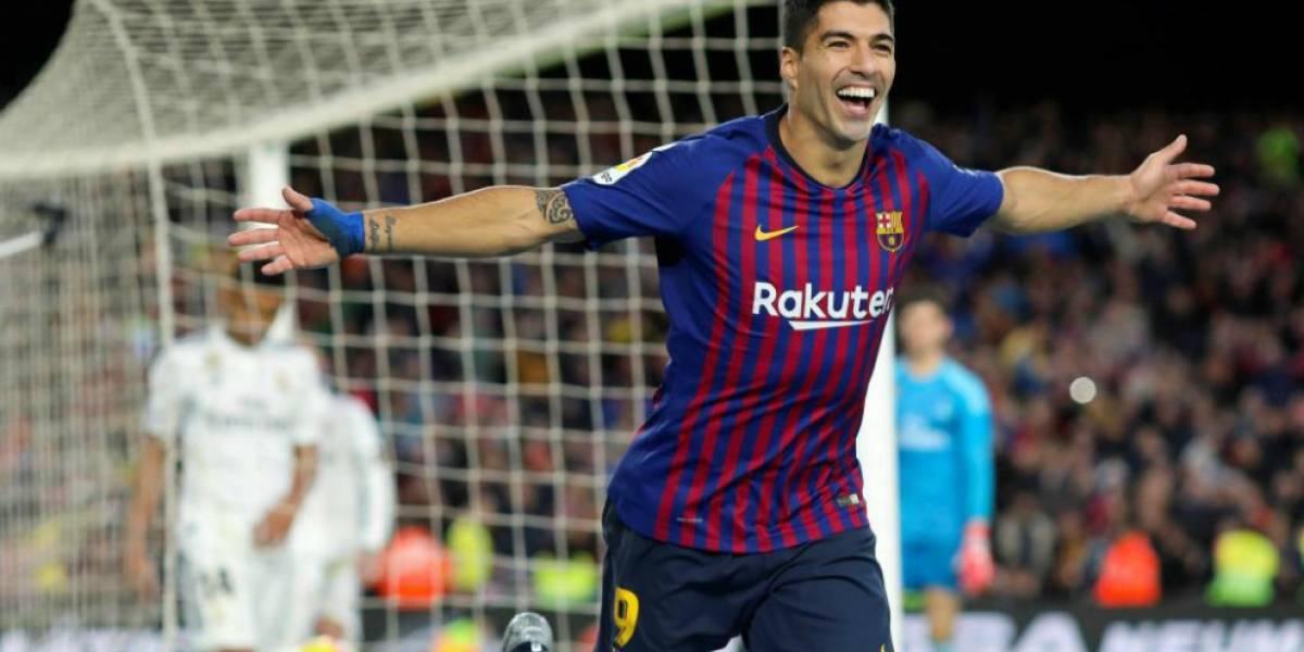 """Barcelona vence 5-1 al Real Madrid en el """"Clásico Español"""""""