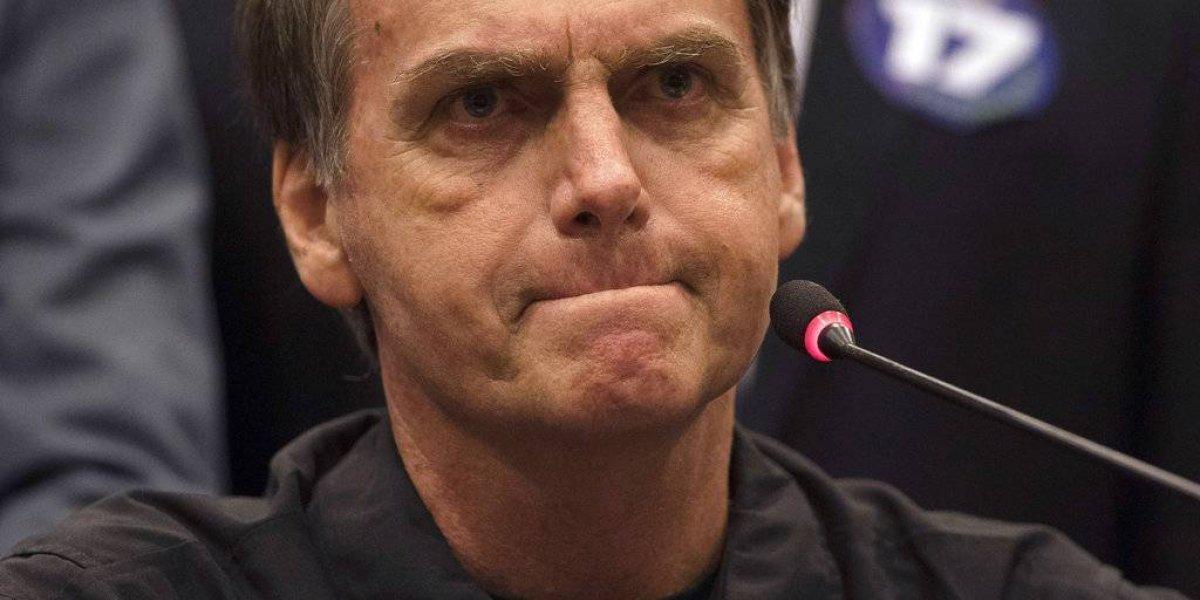 """Bolsonaro afirma que seguirá los """"lineamientos de Dios"""" y se va en picada contra el comunismo y la extrema izquierda"""