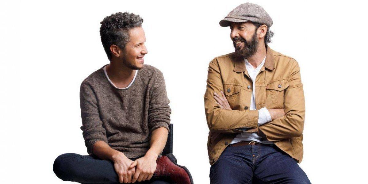 """Vicente García y Juan Luis Guerra estrenan tema """"Loma de Cayenas"""""""