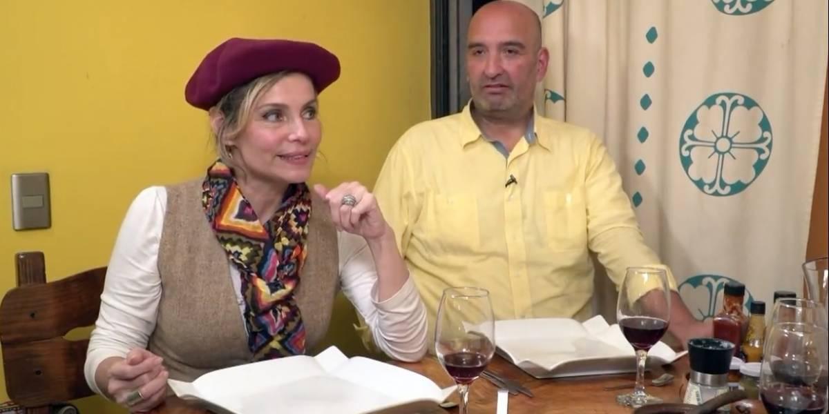 """""""La divina comida"""": Andrea Molina reveló episodio de acoso que vivió en TVN"""