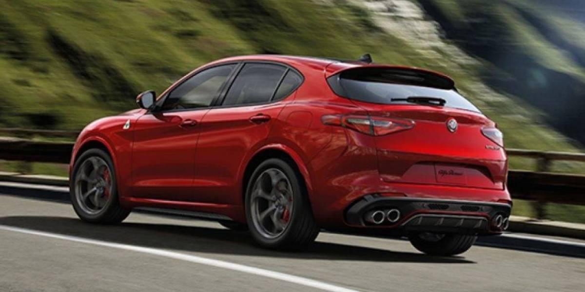 Alfa Romeo trae la camioneta más rápida en su segmento