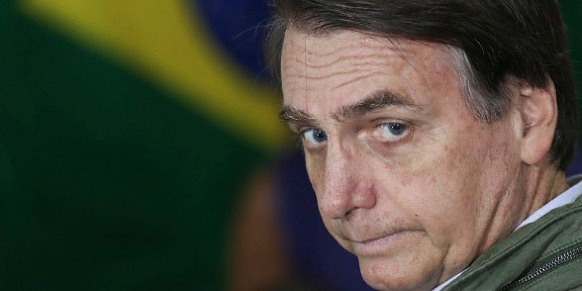 Presidente de Brasil, Jair Bolsonaro, da negativo por coronavirus después de varias pruebas