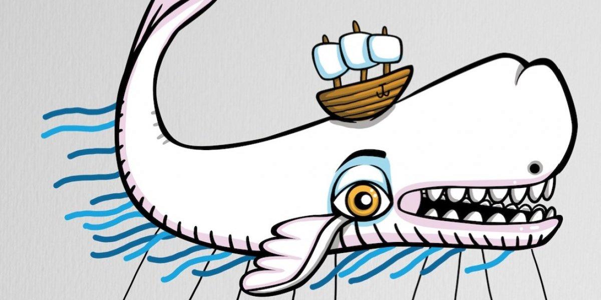 La ballena Mocha Dick será la gran protagonista del Paris Parade 2018
