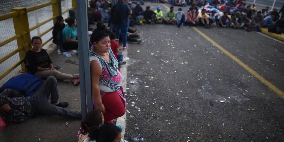 Muchos pandilleros se mezclan en la caravana migrante — Trump