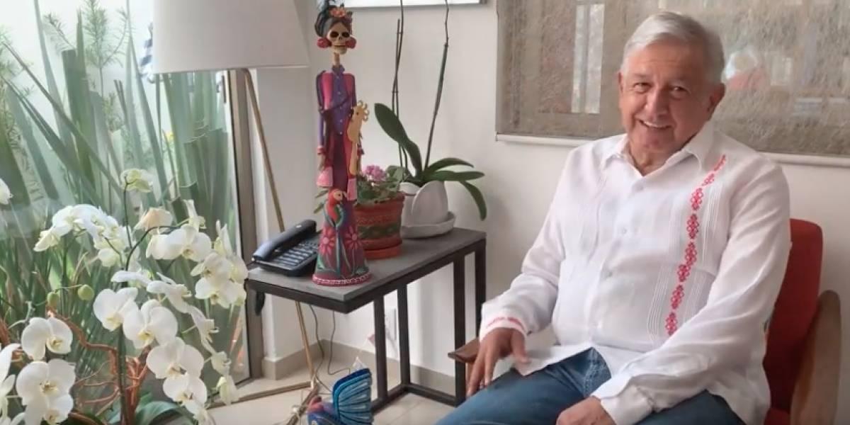 López Obrador llama a participar en el último día de consulta del NAIM