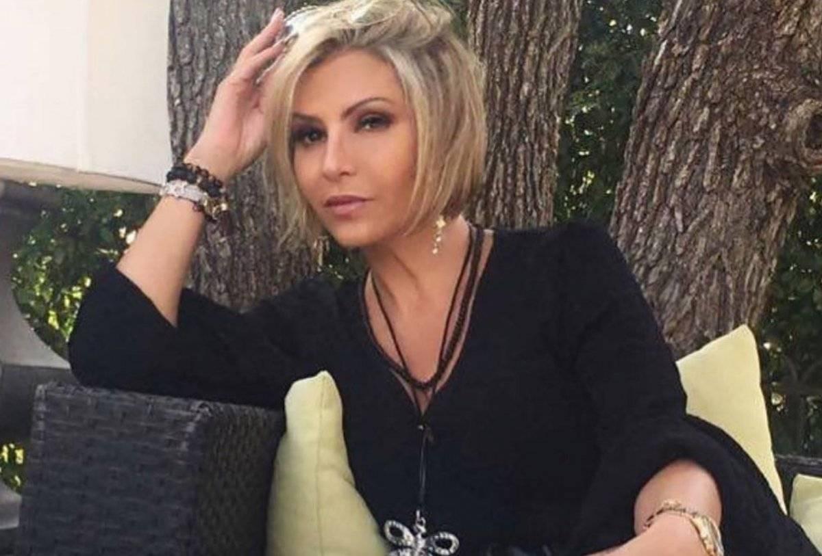 La actriz de 52 años de edad pagó fianza para quedar en libertad Instagram