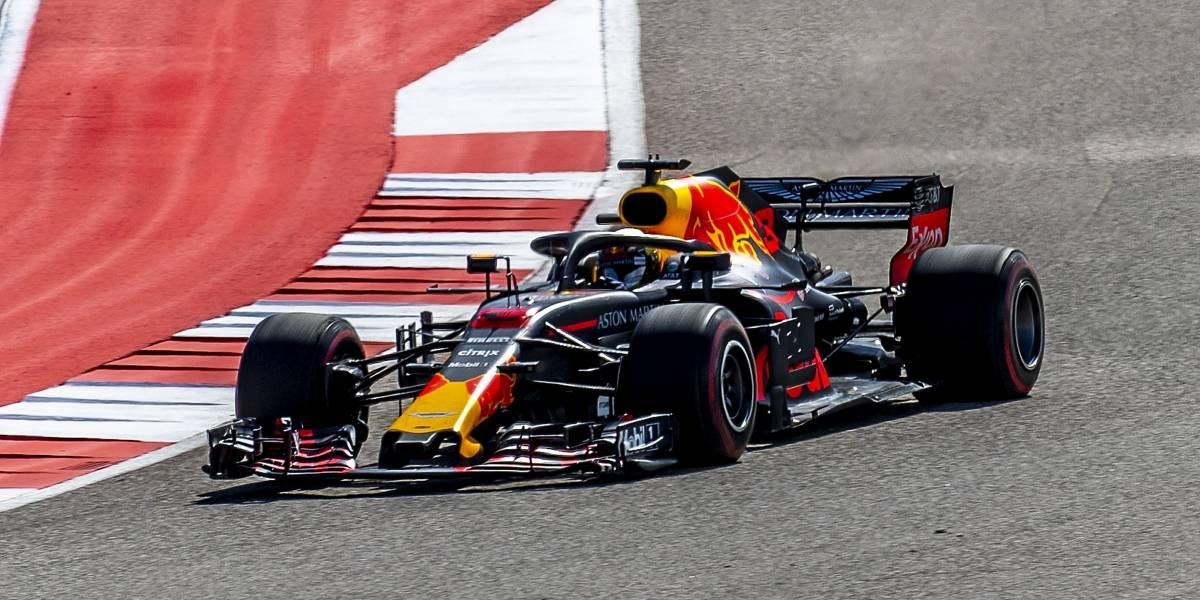 Verstappen: costumbre en el GP de México