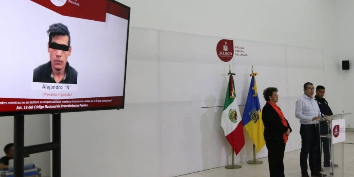 Capturan a presunto responsable de homicidios de indigentes en Guadalajara