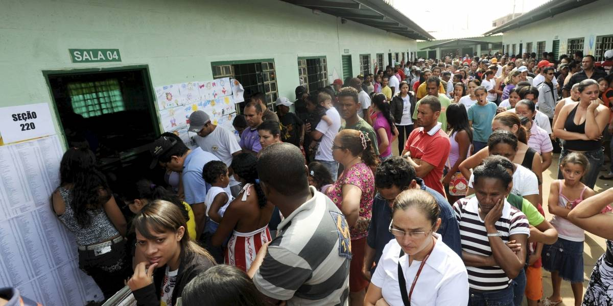 Segunda vuelta de elecciones en Brasil; hay al menos 17 detenidos