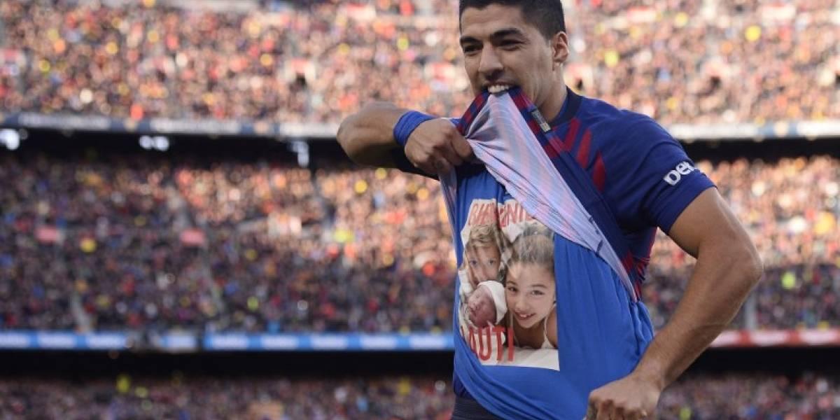 Barcelona vs. Real Madrid: Luis Suárez sentencia el clásico con un triplete
