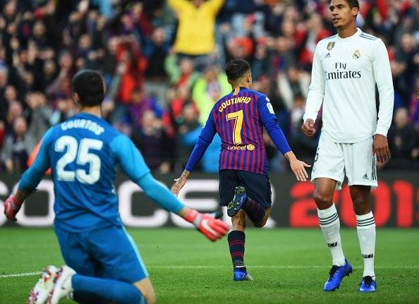 Barcelona vs Real Madrid: Getty Images