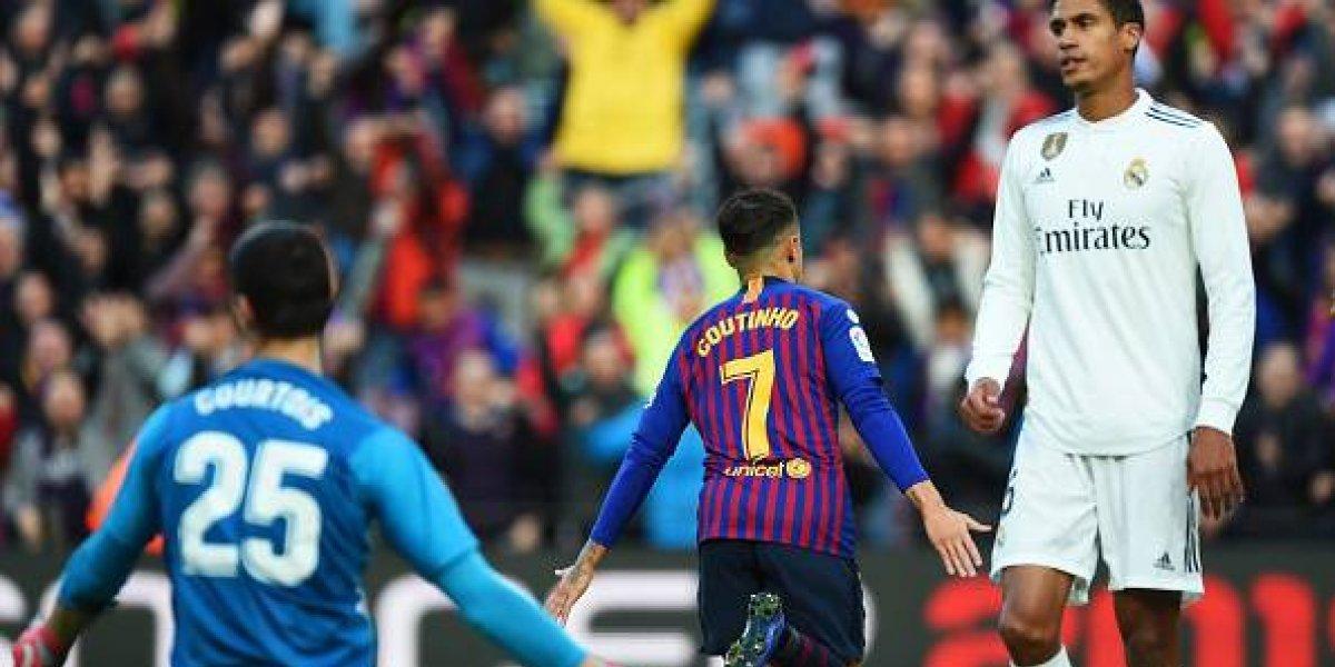 Barcelona vs Real Madrid: Datos y curiosidades del 'Clásico de España'