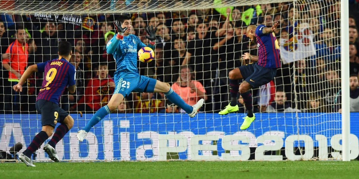 Arturo Vidal se unió con un gol: Los recordados momentos de los chilenos en el clásico Barcelona-Real Madrid