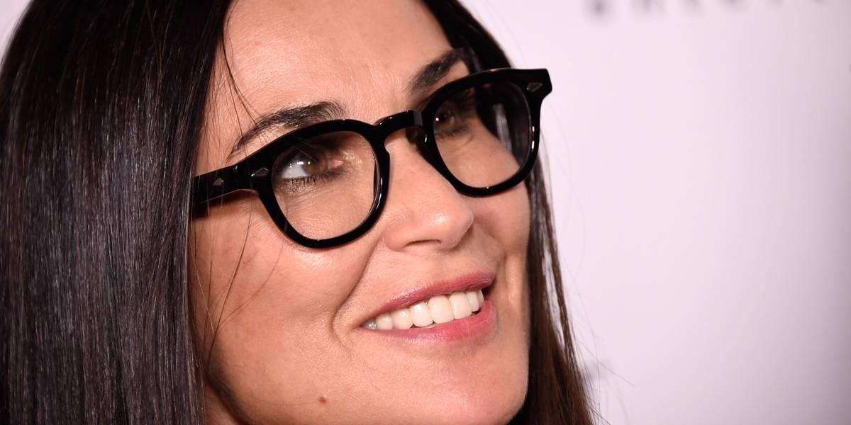 Demi Moore: 'Não importava o sucesso que tivesse, nunca me senti bem o suficiente'