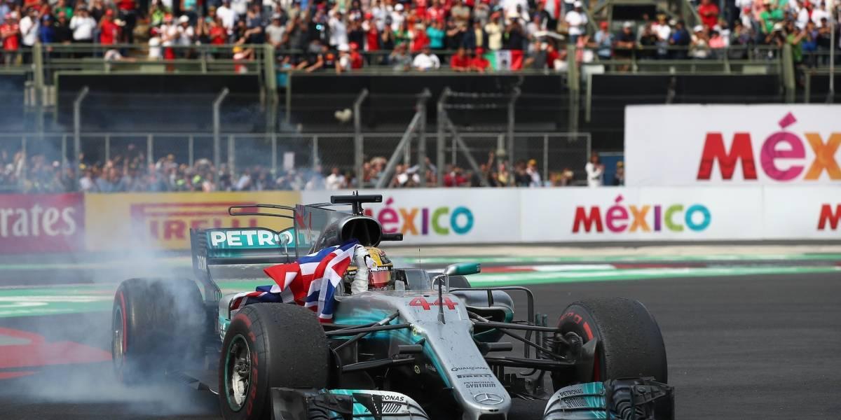 ¡Vaya tristeza! Sergio Pérez abandonó en el Gran Premio de México
