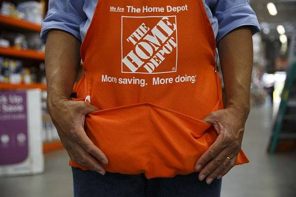 Home Depot Foto: Getty Images