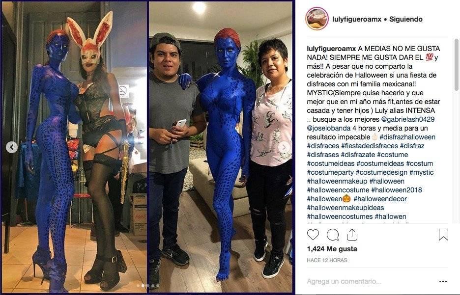 Lourdes Figueroa Mystique