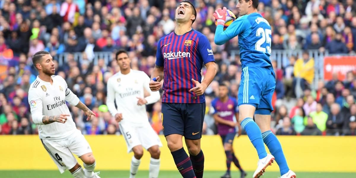 Luis Suárez pide entender situación del Real Madrid