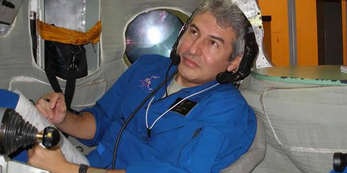 'Sinto um nó no estômago quando ouço que a Terra é plana', diz Marcos Pontes
