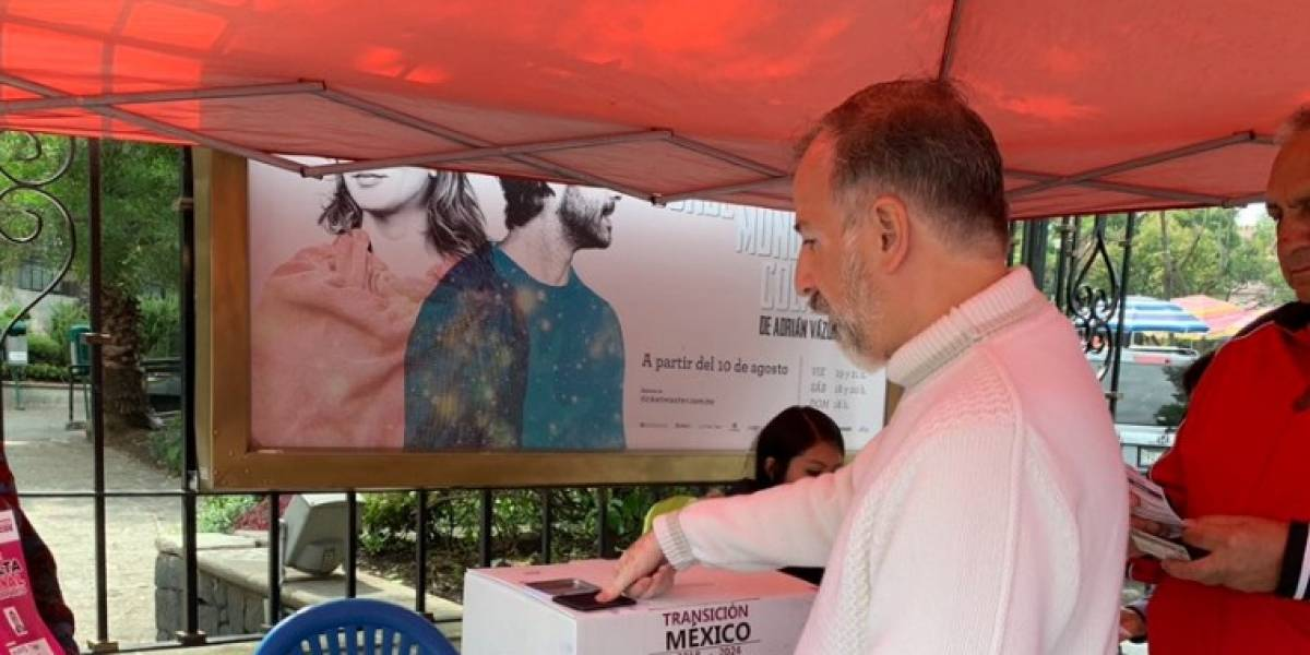 Meade vota a favor de Texcoco en consulta para definir NAIM
