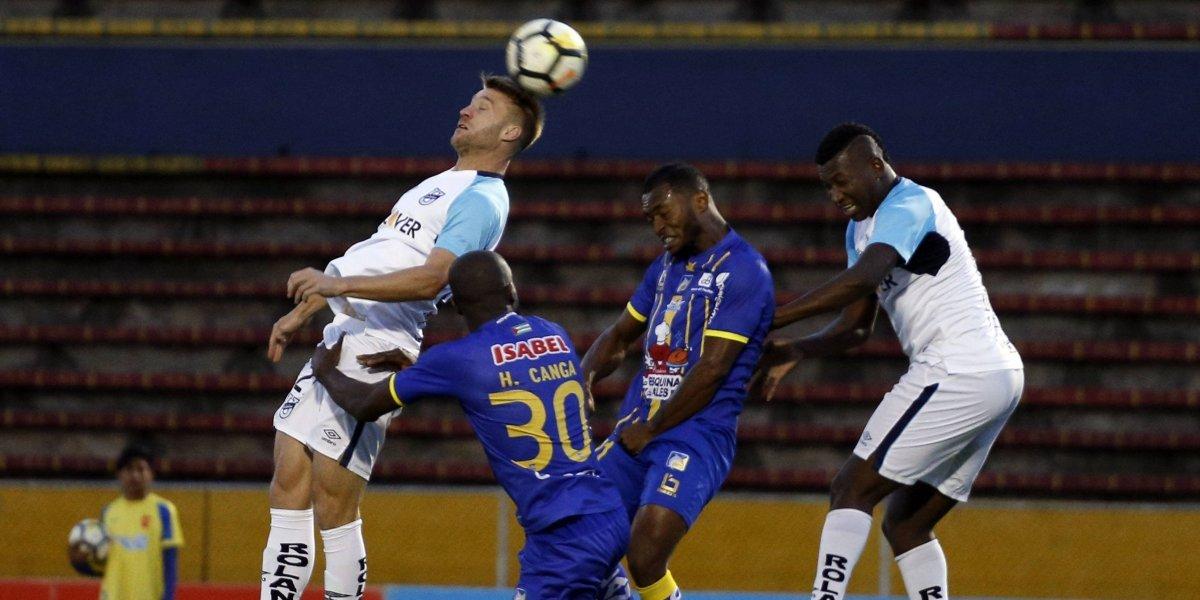U. Católica vs Delfín: Los manabitas se mantiene en la punta del campeonato