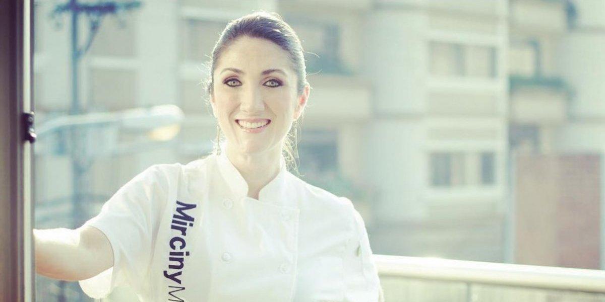 La chef guatemalteca Mirciny Moliviatis confirma finalmente su romance con Marco Pappa con una foto