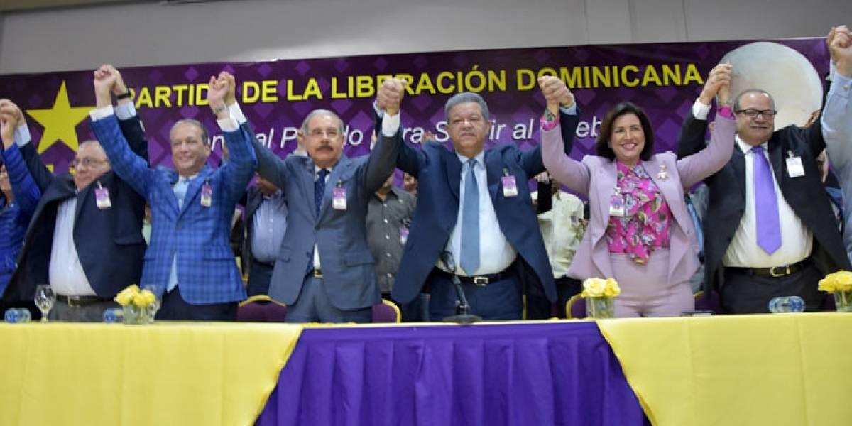"PLD: Leonel habla de ""madurez"" tras el Comité Central"