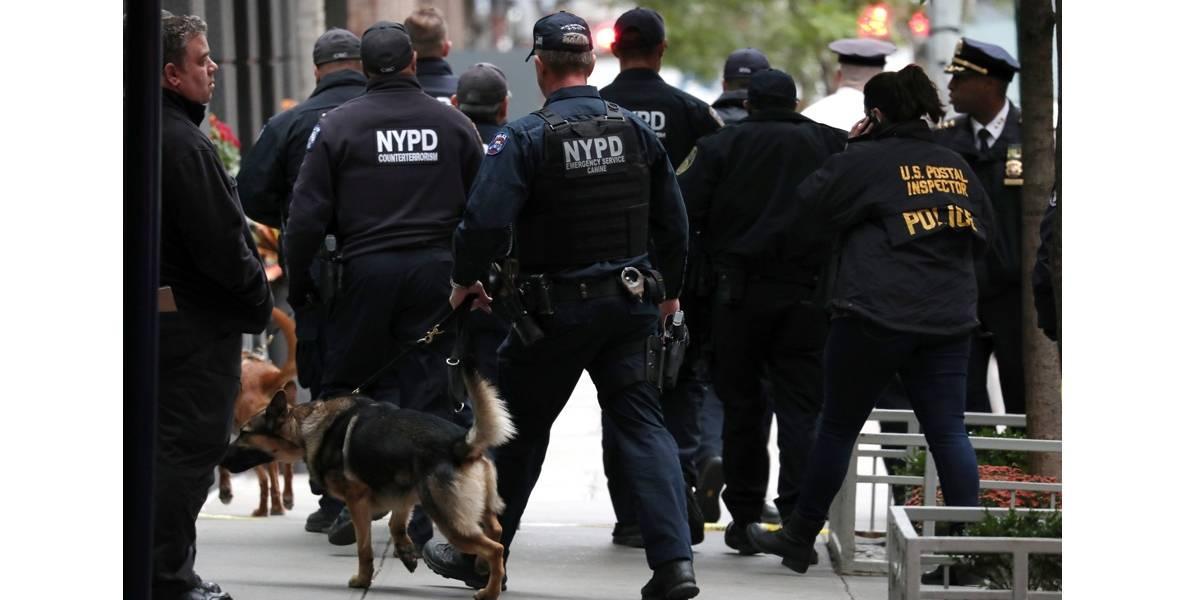 Estúdio de televisão é evacuado em Nova York por ameaça de bomba
