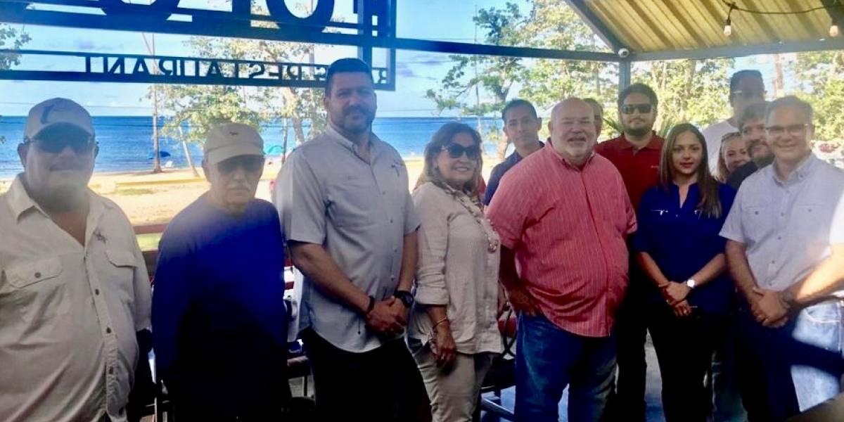 Solicitan acciones para mejorar área kioskos de Luquillo