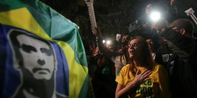 Bolsonaro - apoiadores - ruas de SP