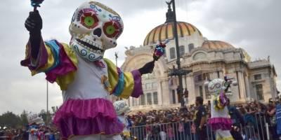 Desfile Día de Muertos 2018