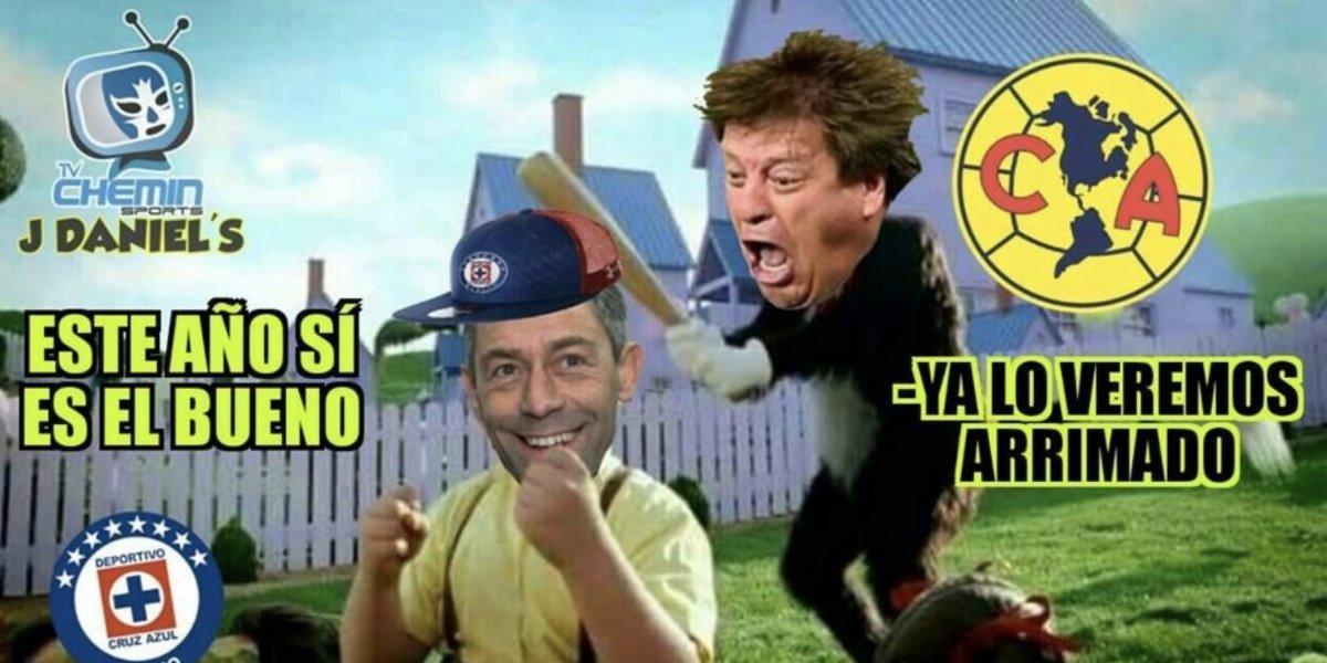 Memes de la jornada 14 del Apertura 2018