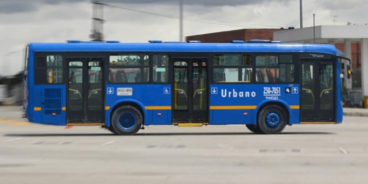 Hasta una hora deben esperar usuarios del SITP en Usme por falta de buses
