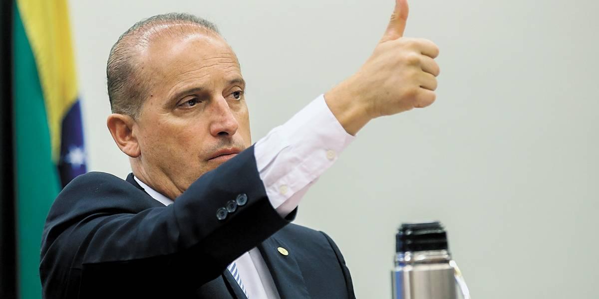 Lorenzoni é nomeado ministro extraordinário para coordenar transição de Bolsonaro